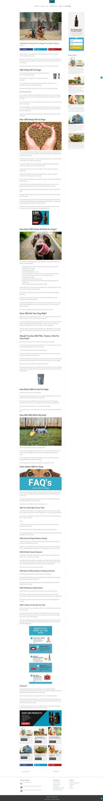 cbd blog two