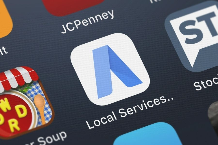 image of a local services app
